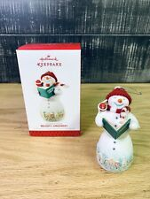 Hallmark Keepsake Christmas Ornament - 9th In The Snowtop Lodge Series 2013