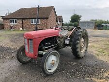 More details for ferguson tractor fully working has been used weekly great restoration project