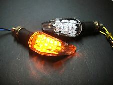 4 X AUTO LED HARLEY VROD,V-ROD,VRSCA,MLS 125,XL V-2 Evolution BLINKER MINI SHARK