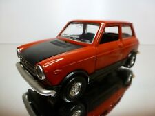 POLITOYS S13 AUTOBIANCHI A112 ABARTH - RED  1:25 - GOOD CONDITION