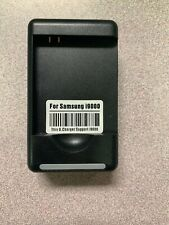 External Home Travel Battery Wall Charger Dock Samsung Galaxy S Captivate i897