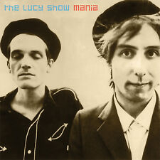 LUCY SHOW Mania reissue CD The Cure, Jesus & Mary Chain, House of Love, R.E.M.