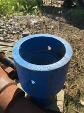 """Good Used - Drive Head 8"""" for Installing Well Casing with cable tool rig"""