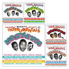 Mighty Instrumentals R&B Style 1958 - 1959 - 1960 - 1961 - 1962 FIVE 2CD sets