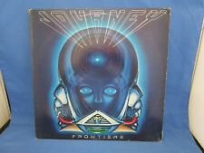 JOURNEY FRONTIERS RECORD ALBUM LP 33 VINTAGE 1983 AL 38504 CLASSIC UNIQUE