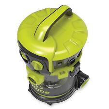 Sun Joe Swd4000 Industrial Motor Wheeled Wet/Dry Vacuum | 4 Gal. | 3.5 Peak Hp