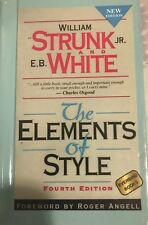 The Elements of Style by E. B. White and William, Jr. Strunk (1999,...