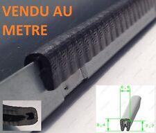 Protection joint caoutchouc U armé bord de tôle coupant / auto moto bricolage