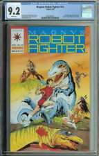 Magnus Robot Fighter #12 CGC 9.2 1st Valiant App Turok