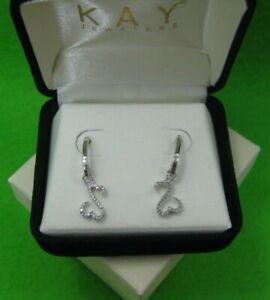 Kay Jewelers Butterfly Fine Earrings For Sale Ebay
