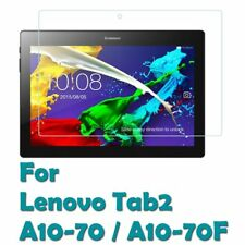 Tempered Glass Screen Film For Lenovo IdeaTab  Tab  A10-70 (A7600) Tablet Pop