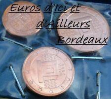 Pièces euro de Malte pour 1 cent