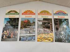 More details for vintage disneyland postcard books