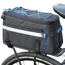 BiKASE Big Momma Rear Trunk Bag Black 12 x 7.0 x 7.5''