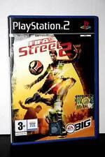 FIFA STREET 2 GIOCO USATO OTTIMO STATO SONY PS2 EDIZIONE ITALIANA VBC 30830
