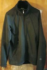 PATAGONIA Men's MED Regulator R1 Waffle Fleece Lined Softshell Jacket Coat Gray