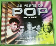 30 Years of Pop - Body Talk (CD) Sister Sledge, Heaven 17, Fuzzbox, Limahl,...