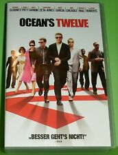 Ocean's Twelve (VHS Kassette) George Clooney, Brad Pitt, Matt Damon, Bernie Mac