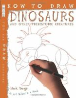 Dinosaurs (How to Draw) By Mark Bergin