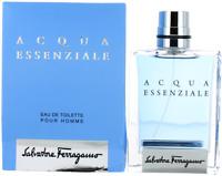 Acqua Essenziale By Salvatore Ferragamo For Men EDT Cologne Spray 3.4
