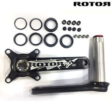 [CLEARANCE] ROTOR 3D+ XC3 CRANKS for XC-MTB - 104 / 64 BCD- 172.5mm