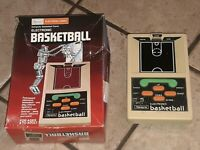 Vintage 70's Sears Electronic Basketball Hand-Held Game ORIGINAL BOX Works Great