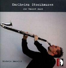 Stockhausen for Basset Horn, New Music