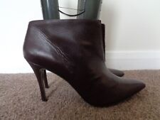 NEW GERARD DAREL 100% LEATHER ANKLE BOOTS SIZE EU 41