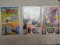 Ralph Snart Adventures #2, 4, 5 - Now Comics - 1993 - Comic Book -