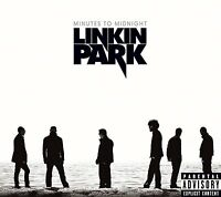LINKIN PARK MINUTES TO MIDNIGHT CD ALBUM (2007)