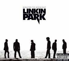 LINKIN PARK MINUTES TO MIDNIGHT CD ALBUM (2007)