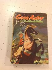 GENE AUTRY AND THE GHOST RIDERS BOOK 1955 WHITMAN
