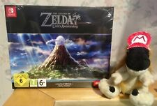 LIMITED COLLECTORS EDITION THE LEGEND OF ZELDA LINKS AWAKENING NINTENDO SWITCH
