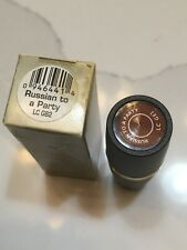 OPI Lipstick Lip Color Lip Colour Russian to a Party LC G82 RARE New in Package