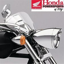 NEW GENUINE OEM 10-16 HONDA VT1300CX VT 1300 FURY BOULEVARD WIND SCREEN SHIELD