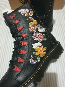 Dr Martens New Nyberg Leather Casual Lace-Up Womens Boots ( Size UK 5 ) Orginal
