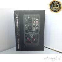 NEW ZOOM Handy Audio Interface U-24 Musical instrument genuine from JAPAN