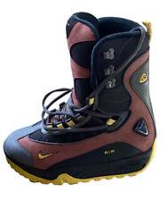 1999 NIKE ACG PUMORI SNOWBOARD BOOTS VTG OG DS RARE BNIB MEN'S UK 10.5, US 11.5