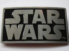 Star wars belt buckle fits standard belt