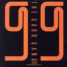 Steve Gadd : Gadd Gang CD (1990)