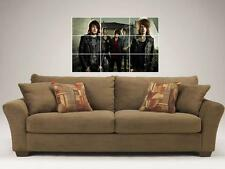 """ASKING ALEXANDRIA MOSAIC 35""""X25"""" INCH WALL POSTER DANNY WORSNOP N2"""