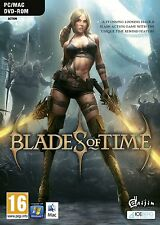 Blades of Time (PC/Mac DVD)  (UK IMPORT)  GAME NEW