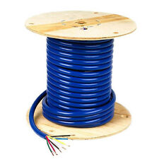 GROTE 82-5828 - Low-Temp Trailer Cable, 7 Conductor, 4/12, 2/10, 1/8 Gauge