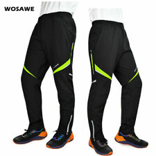 Men's Thermal Winter Cycling Waterproof Pants Bike Bicycle Windproof Trousers 04