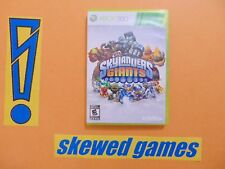 Skylanders Giants - Game Only - Not for Resale - XBox 360 Microsoft