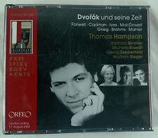 Dvorak und seine Zeit/Thomas Hampson (2CD 2005 Germany Orfeo)