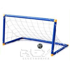 Mini Porteria Futbol Soccer Goal Portatil Entrenamiento Jardin j31