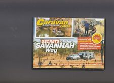 NEW:Australia Caravan And Motorhome On Tour 208 DVD Secrets Of Savannah Way QLD
