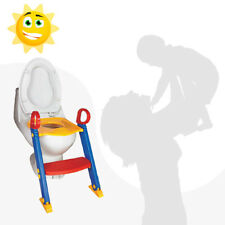 Safety Potty Training Toilet Seat Step Ladder Baby Toddler Loo Trainer System