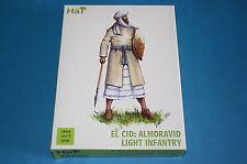 Hat 28008 - El Cid, Almoravid Light Infantry scala 28mm